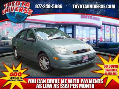 2003 Ford Focus SE (Light Tundra Clearcoat Metallic)
