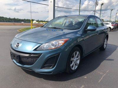 2011 Mazda Mazda3 i Touring (Gunmetal Blue Mica)