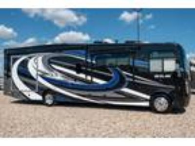 2019 Thor Motor Coach Outlaw 37GP Toy Hauler for Sale W/3 A/Cs, 2 Patio Decks