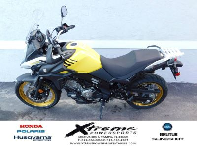 2017 Suzuki V-Strom 650XT Dual Purpose Motorcycles Tampa, FL