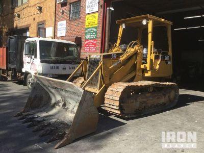 Cat 939 Crawler Loader