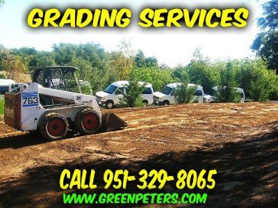 Bobcat Grading Services Murrieta CA