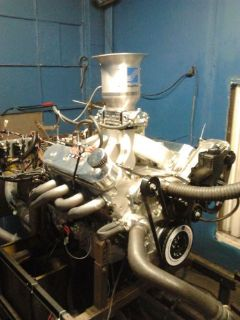 Find 427 ALUMINUM BLOCK LS3 / LSX 730+ HP / 700+ LBS TQ PUMP GAS STREET /STRIP ENGINE motorcycle in Angola, Indiana, United States, for US $19,985.00