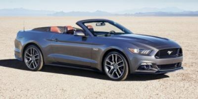2016 Ford Mustang EcoBoost Premium (INGOT SILVER)