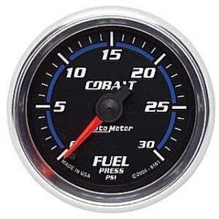 Sell Autometer 2in. FUEL PRESS; 0-30 PSI; FSE; COBALT motorcycle in Acworth, Georgia, US, for US $200.06