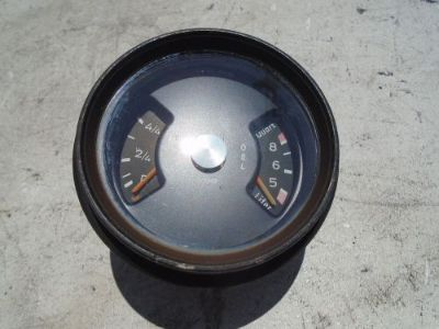 Find PORSCHE 911 GAS FUEL OIL OEL COMBO GAUGE TANK 91164120200 VDO S T E 911S 911E motorcycle in Los Angeles, California, United States, for US $225.00