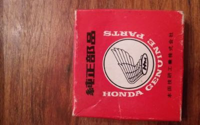 Sell new oem Honda cb/cl450 piston ring set 1.00 o.s.(rings for 2 pistons) 13051-292- motorcycle in Post Falls, Idaho, United States, for US $58.44