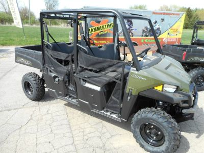 2018 Polaris Ranger Crew 570-4 Side x Side Utility Vehicles Belvidere, IL