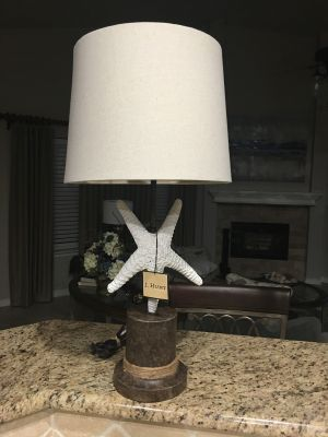 New J Hunt lamp