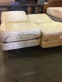 Split King Adjustable Bed - Delivery Available