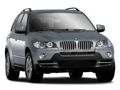 2009 BMW X5 xDrive35d (Gray)