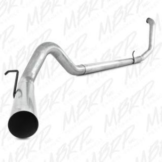Find MBRP 4inch Exhaust System NO MUFFLER Ford Powerstroke 1999-2003 7.3L S6200PLM motorcycle in La Grange, Kentucky, US, for US $269.00