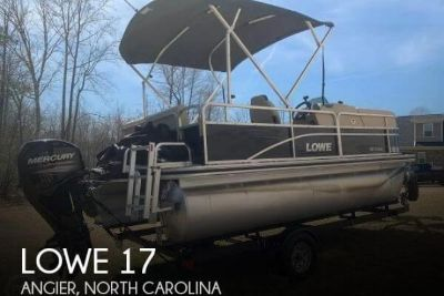 2017 Lowe 160 Ultra Cruise
