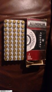 For Sale: Ammo- .45; .9; .380