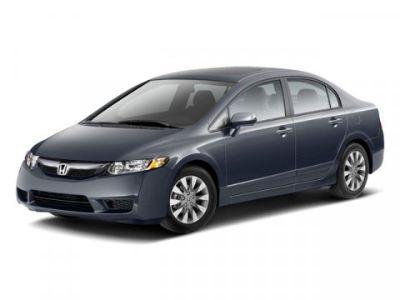 2011 Honda Civic EX (Gray)