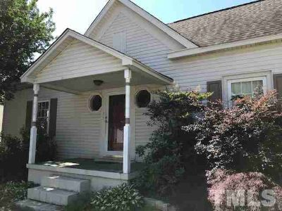125 W Main Street YOUNGSVILLE Two BR, Very Special Property.