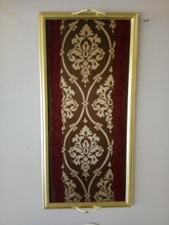 Victorian style serving tray