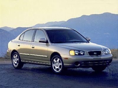 2001 Hyundai Elantra GLS ()