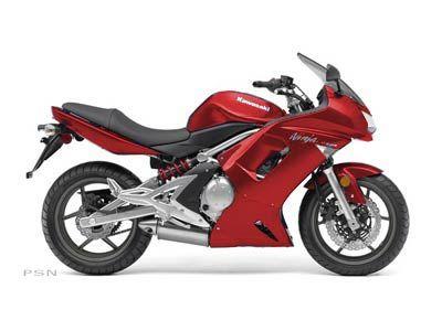 2007 Kawasaki Ninja 650R Sport Motorcycles O Fallon, IL