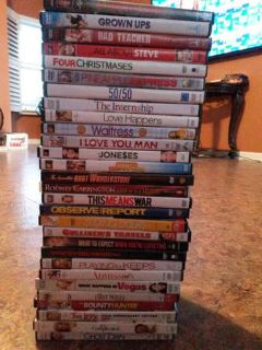 COMEDY LOT OF 29 dvds