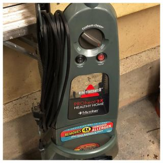 Bissell Carpet Cleaner Proheat