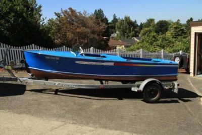 1947 Chris Craft Rocket Runabout