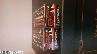 For Sale/Trade: 17 wsm ammo