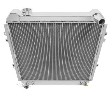 Buy 1988 1989 1990 1991 1992 Toyota Pick Up Champion 3 Row Core Aluminum Radiator motorcycle in Riverside, California, United States, for US $223.75