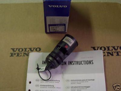 Buy VOLVO PENTA STD DIESEL PANEL IGNITION SWITCH 3587072 motorcycle in Costa Mesa, California, United States, for US $191.25