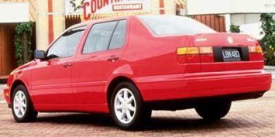 1999 Volkswagen Jetta Wolfsburg (BLACK)