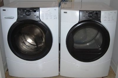 Kenmore Elite Frontload Washer and Dryer