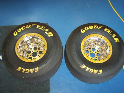 Weld Magnum Rear Wheels