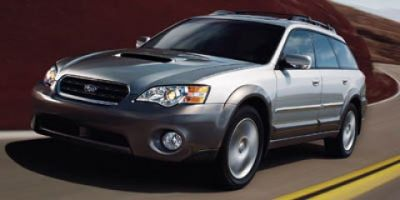 2007 Subaru Outback 2.5i Limited (Champagne Gold Opal)