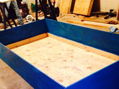 Raised gardens and sandboxes for sale