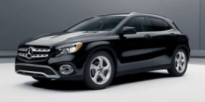 2018 Mercedes-Benz GLA GLA 250 (BLACK)