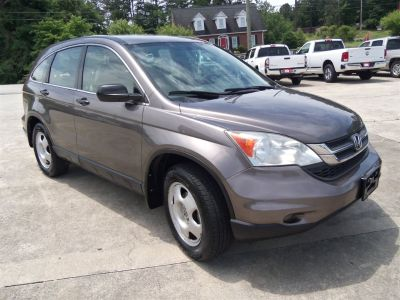 2010 Honda CR-V LX (Grey)