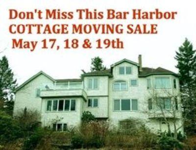 Bar Harbor Cottage On-Site 3-Day Moving Sale