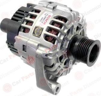 Purchase Remanufactured Bosch Alternator - 120 Amp (Compact), 12 31 7 831 436 motorcycle in Los Angeles, California, United States, for US $274.94