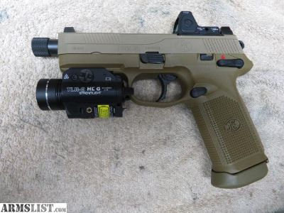 For Sale: FNX 45 Tactical FDE