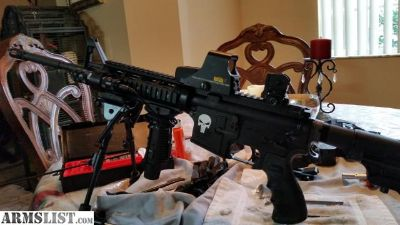 For Sale: AR 15 w/ accessories