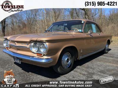 1963 Chevrolet Corvair monza (Tan)