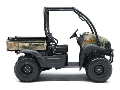 2019 Kawasaki Mule SX 4X4 XC Camo Side x Side Utility Vehicles South Hutchinson, KS