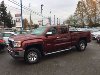 2014 GMC Sierra 1500 Base (Sonoma Red Metallic)
