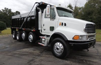 Dump truck loans for (C & D) credit profiles
