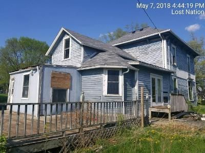 4 Bed 2 Bath Foreclosure Property in Lost Nation, IA 52254 - Western St