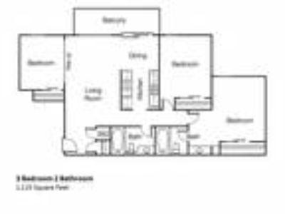 Monte Vista Apartment Homes - 3x2