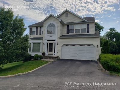 Beautiful 4 bedroom SFH in Elkridge