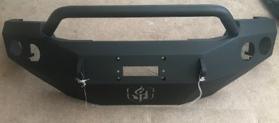 Road Armor Stealth Front Bumper