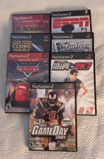 7 Old PS2 Games