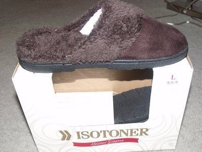***BRAND NEW***Ladies Isotoner Slippers**SZ 8.5-9